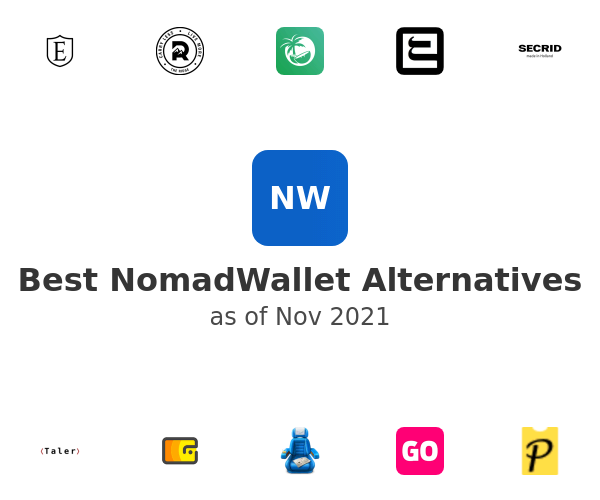 Best NomadWallet Alternatives