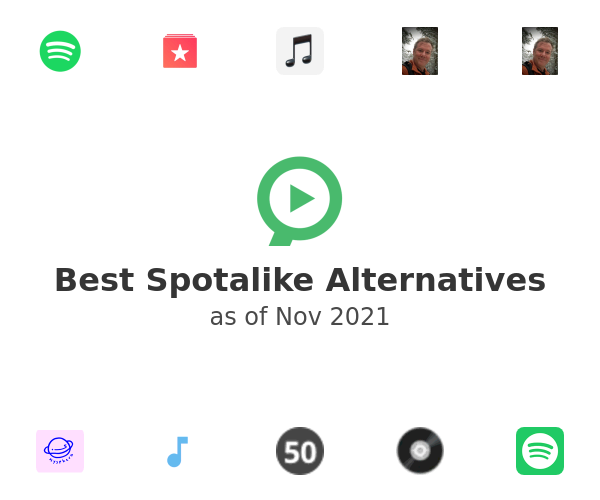 Best Spotalike Alternatives
