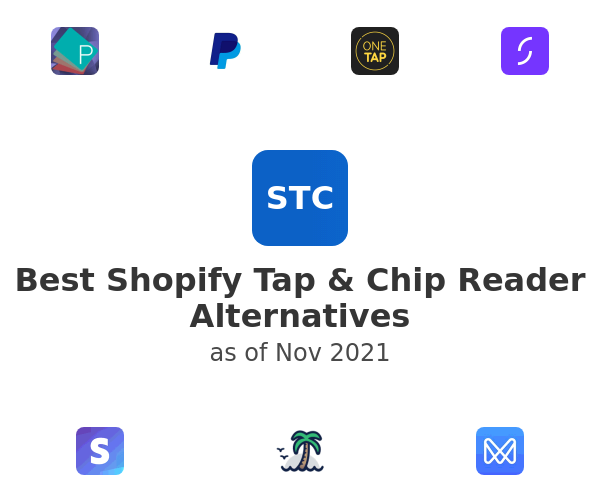 Best Shopify Tap & Chip Reader Alternatives