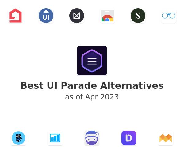 Best UI Parade Alternatives