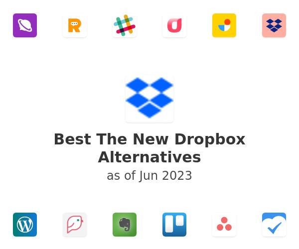 Best The New Dropbox Alternatives
