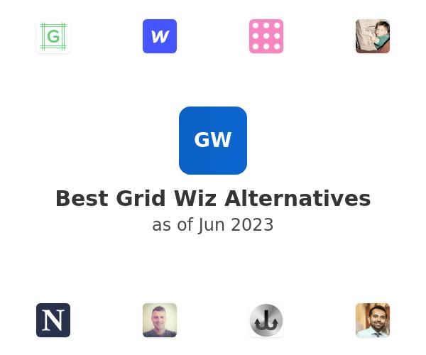 Best Grid Wiz Alternatives