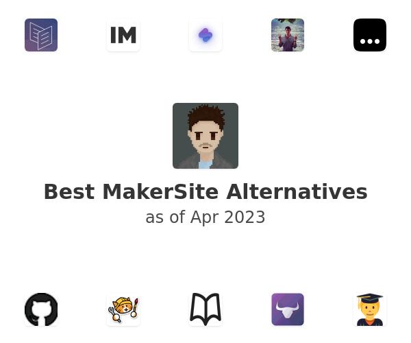 Best MakerSite Alternatives