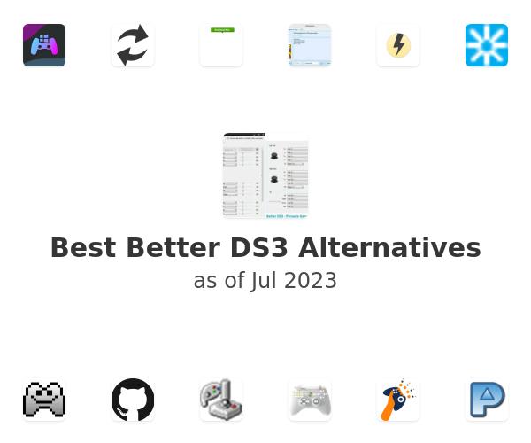 Best Better DS3 Alternatives
