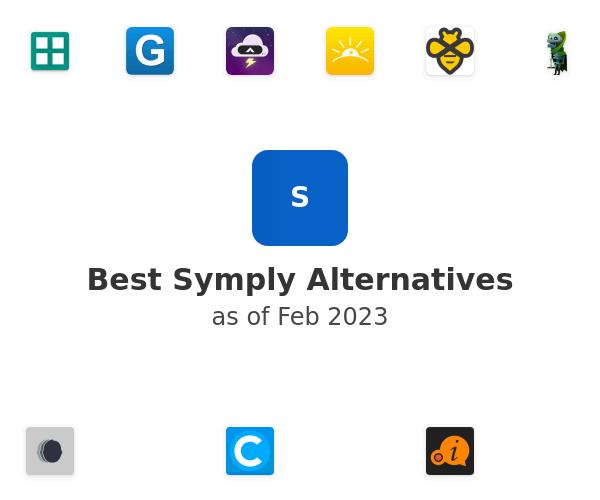 Best Symply Alternatives