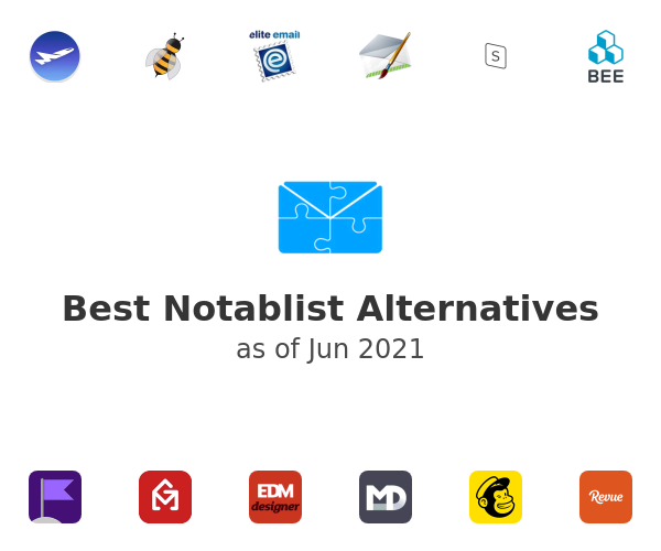 Best Notablist Alternatives