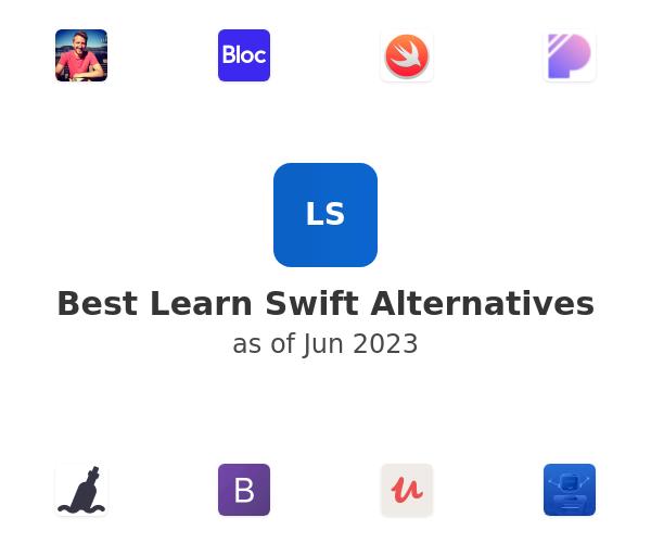 Best Learn Swift Alternatives