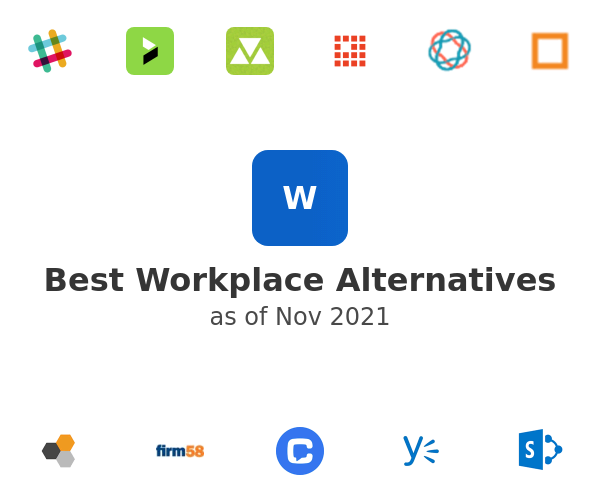 Best Workplace Alternatives