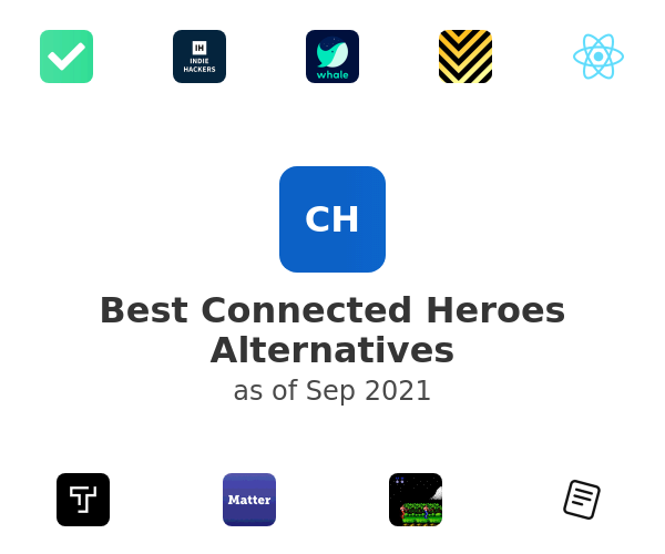 Best Connected Heroes Alternatives
