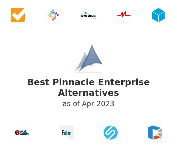 Best Pinnacle Enterprise Alternatives