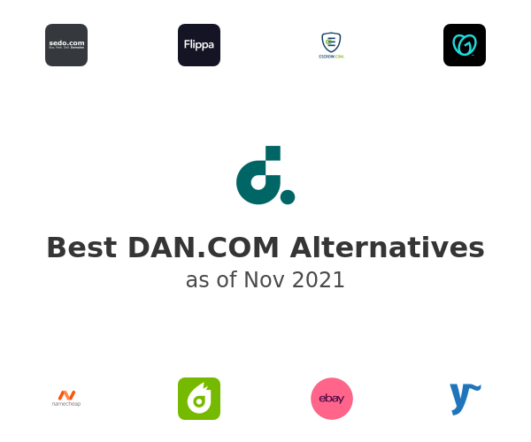 Best DAN.COM Alternatives