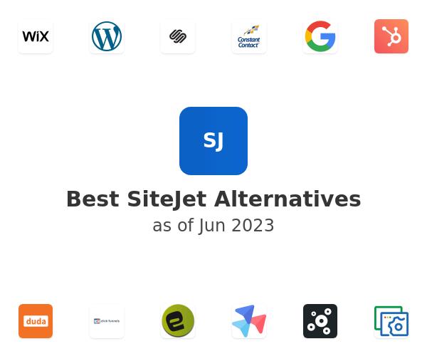 Best SiteJet Alternatives