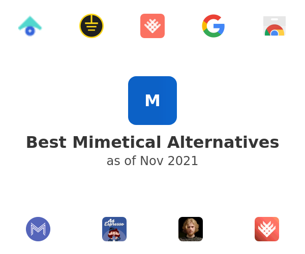 Best Mimetical Alternatives