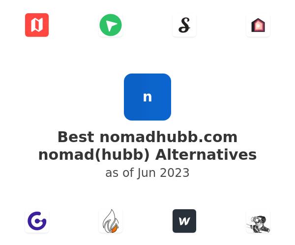 Best nomad(hubb) Alternatives