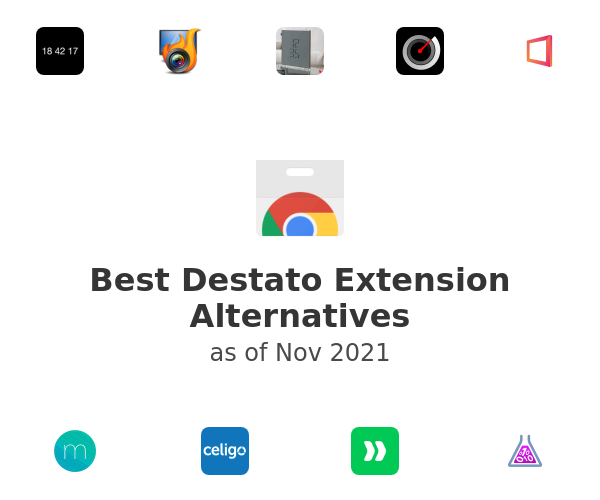 Best Destato Alternatives
