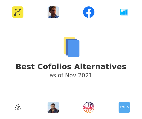 Best Cofolios Alternatives
