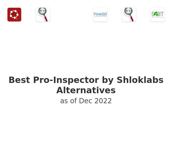 Best Pro-Inspector by Shloklabs Alternatives