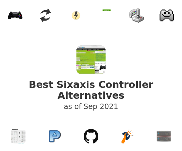 Best Sixaxis Controller Alternatives