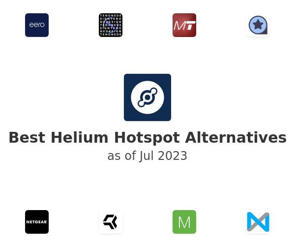 Best Helium Hotspot Alternatives