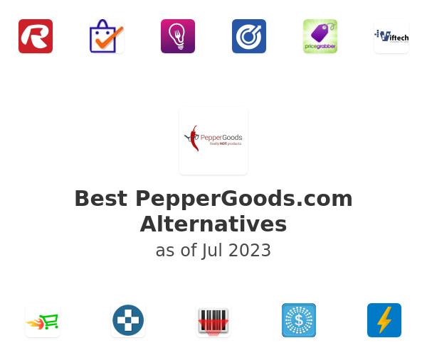 Best PepperGoods.com Alternatives