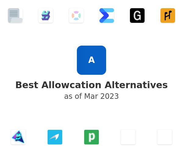 Best Allowcation Alternatives