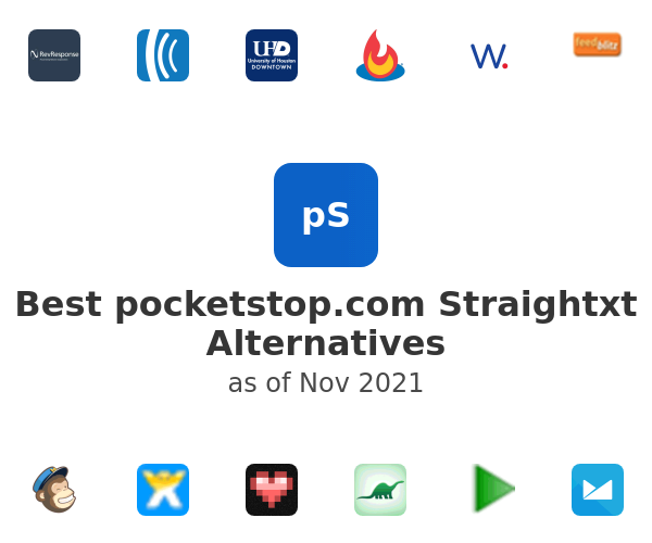 Best Straightxt Alternatives