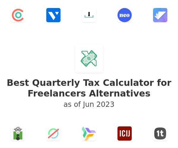Best Quarterly Tax Calculator for Freelancers Alternatives