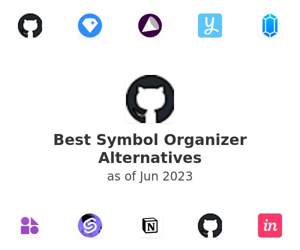 Best Symbol Organizer Alternatives