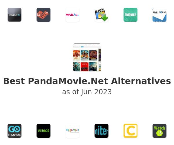 Best PandaMovie.Net Alternatives