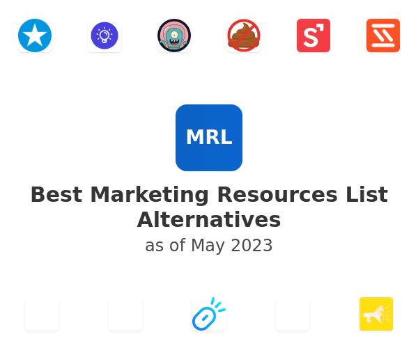 Best Marketing Resources List Alternatives