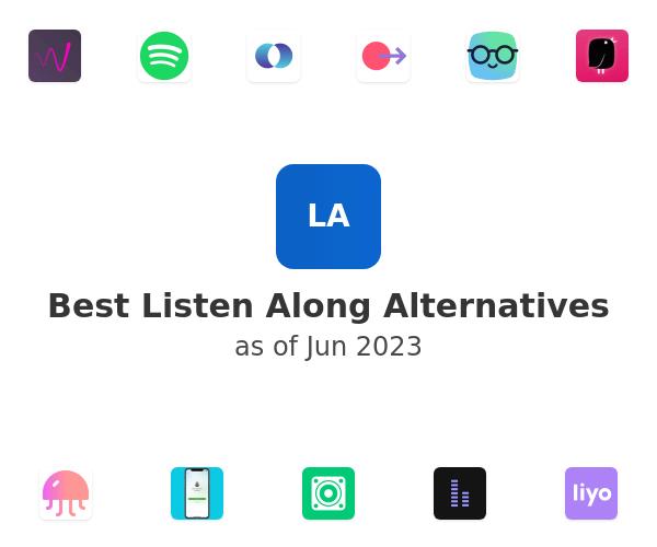 Best Listen Along Alternatives