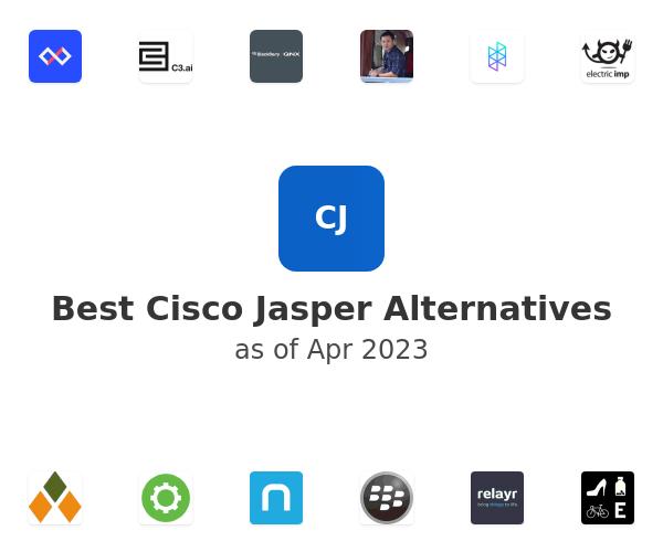 Best Cisco Jasper Alternatives