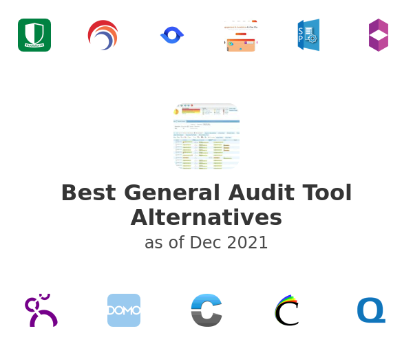 Best General Audit Tool Alternatives