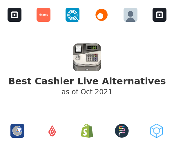Best Cashier Live Alternatives