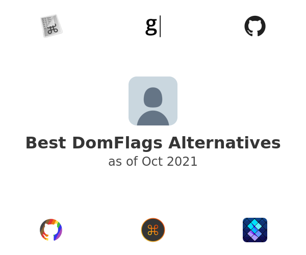 Best DomFlags Alternatives