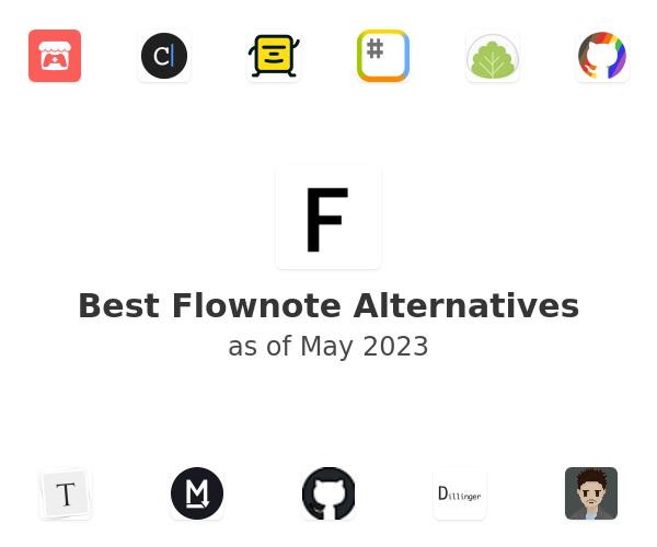 Best Flownote Alternatives