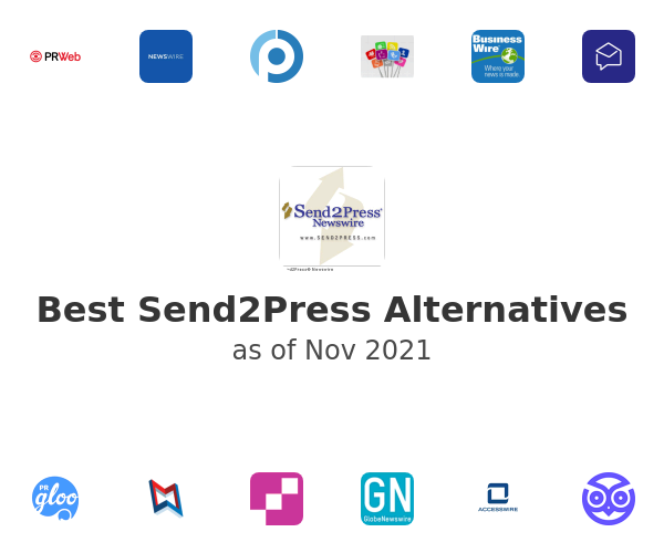 Best Send2Press Alternatives