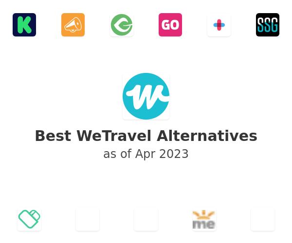 Best WeTravel Alternatives