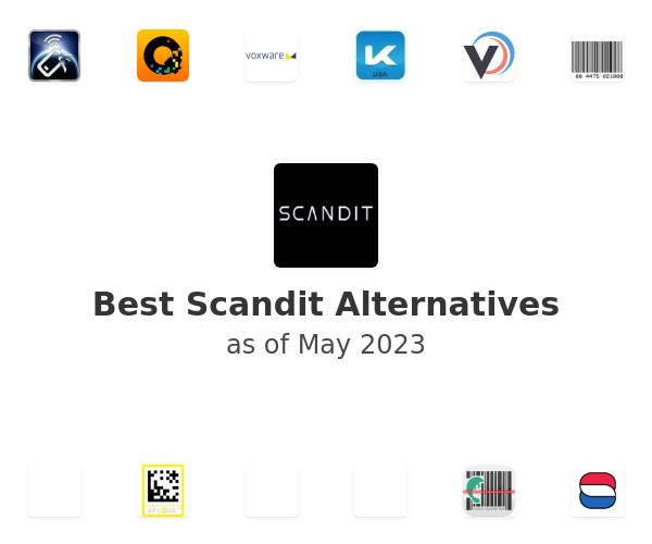 Best Scandit Alternatives