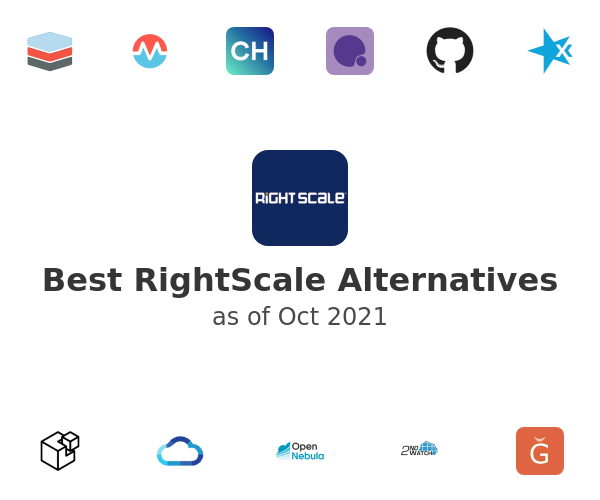 Best RightScale Alternatives