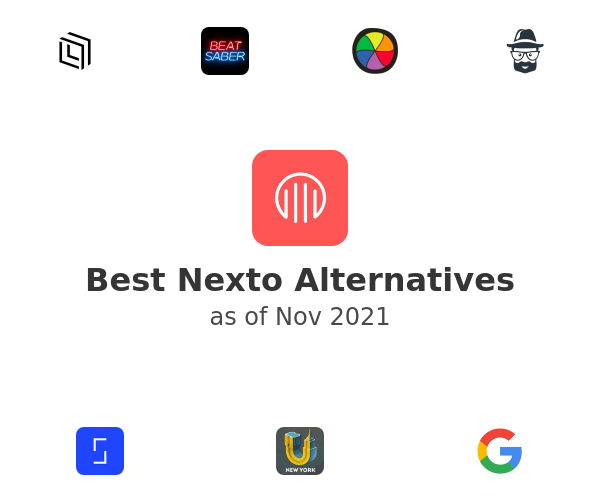 Best Nexto Alternatives