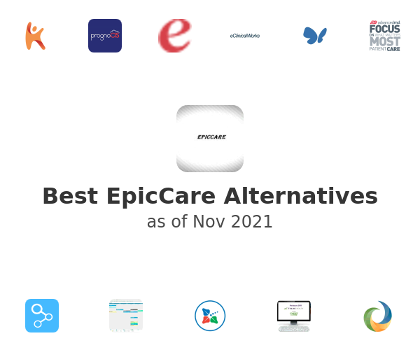 Best EpicCare Alternatives