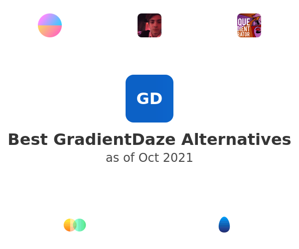 Best GradientDaze Alternatives