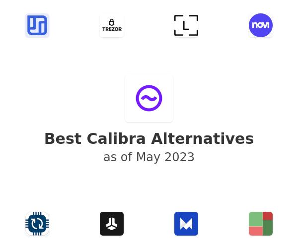 Best Calibra Alternatives