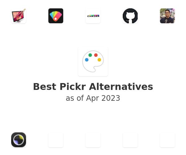 Best Pickr Alternatives