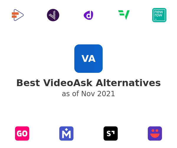 Best VideoAsk Alternatives