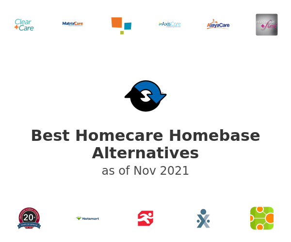 Best Homecare Homebase Alternatives