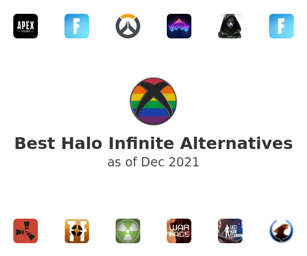 Best Halo Infinite Alternatives