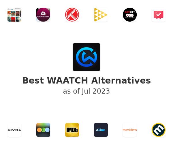 Best WAATCH Alternatives