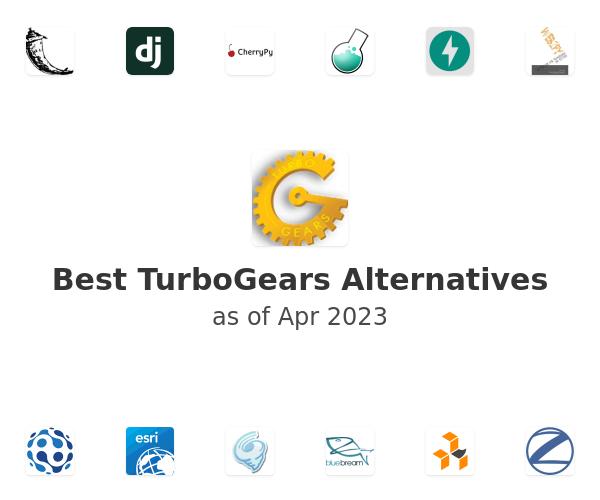Best TurboGears Alternatives
